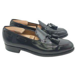 CHURCH's Premium Grade Black Tassel Loafer Men 8.5